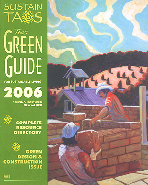Taos Green Guide: For Sustainable Living
